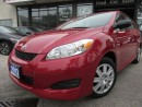 Used 2013 Toyota Matrix BLUETOOTH-HEATED-ONE OWNER-FACTORY WARRANTY for sale in Scarborough, ON