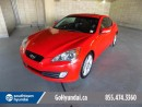 Used 2010 Hyundai Genesis Coupe Leather/Sunroof/Navigation for sale in Edmonton, AB