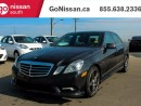 Used 2011 Mercedes-Benz E-Class DIESEL, NAVIGATION, SUNROOF!! for sale in Edmonton, AB