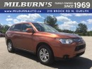Used 2014 Mitsubishi Outlander SE for sale in Guelph, ON