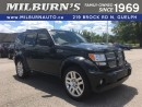 Used 2009 Dodge Nitro R/T for sale in Guelph, ON