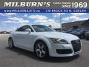 Used 2008 Audi TT 2.0T for sale in Guelph, ON