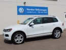 Used 2013 Volkswagen Touareg 3.0 TDI Highline for sale in Edmonton, AB