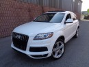 Used 2011 Audi Q7 3.0T - S-LINE - SPORT PKG - NAVI - CAMERA - 7 PASS for sale in Etobicoke, ON