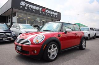 Used 2010 MINI Cooper Classic | Manual | Low KM for sale in Markham, ON