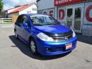 Used 2010 Nissan Versa 1.8SL 4dr Hatchback for sale in Brantford, ON