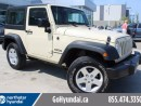 Used 2011 Jeep Wrangler HARDTOP ALLOYS AUTOMATIC for sale in Edmonton, AB