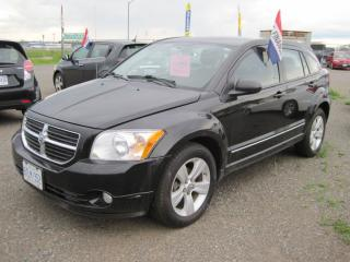 Used 2011 Dodge Caliber SXT for sale in Thunder Bay, ON