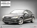 Used 2016 Audi A3 2.0T Komfort for sale in Halifax, NS