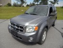 Used 2008 Ford Escape XLT for sale in Kingston, ON