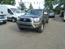Used 2013 Toyota Tacoma LIMITED DOUBLE CAB for sale in North York, ON