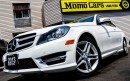 Used 2013 Mercedes-Benz C250 Coupe! Cruise+Leather+USB! ONLY $165/bi-weekly! for sale in St Catharines, ON