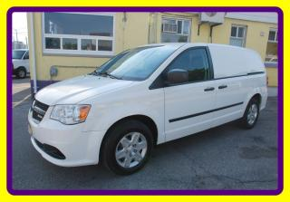 Used 2012 Dodge Grand Caravan CV CARGO VAN LOADED NO WINDOWS for sale in Woodbridge, ON