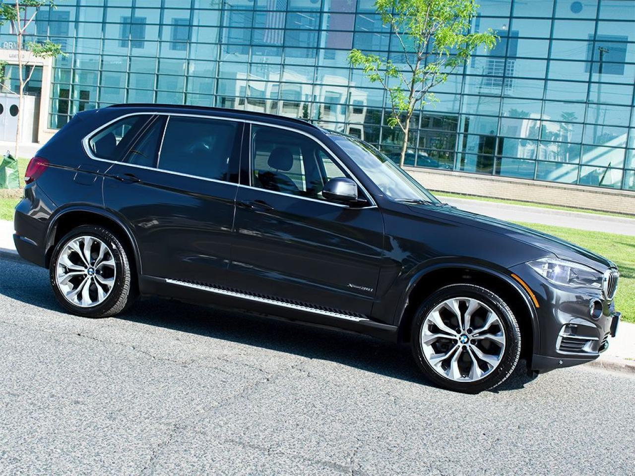 2014 BMW X5 35i  7 SEATS NAVI 360 CAM DUAL DVD TECHNOLOGY