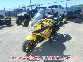 Used 2009 Yamaha FZ6R  MOTORCYCLE for sale in Calgary, AB