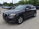 Used 2010 Audi Q5 PREMIUM PLUS * AWD * LEATHER * PANORAMIC SUNROOF for sale in London, ON