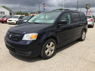 Used 2010 Dodge GRAND CARAVAN SE * DVD * REAR CAM * 7 PASS for sale in London, ON