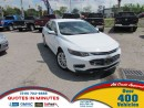 Used 2017 Chevrolet Malibu 1LT | BACKUP CAM | SAT RADIO for sale in London, ON