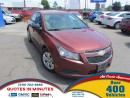 Used 2012 Chevrolet Cruze LS | CLEAN | MUST SEE | $0 DOWN OPTIONS for sale in London, ON