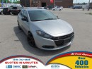 Used 2015 Dodge Dart SXT | BACKUP CAM | SUNROOF | NAV | MANUAL for sale in London, ON