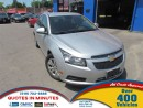 Used 2013 Chevrolet Cruze LT | TURBO | BLUETOOTH | SAT RADIO for sale in London, ON