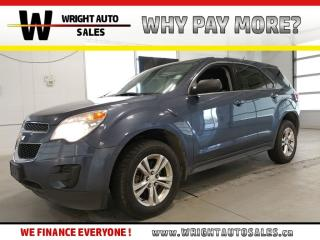 Used 2013 Chevrolet Equinox LS| AWD| BLUETOOTH| CRUISE CONTROL| 114,343KMS for sale in Cambridge, ON