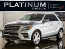 Used 2014 Mercedes-Benz ML-Class ML350 BlueTEC, Navi, for sale in North York, ON