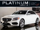 Used 2015 Mercedes-Benz C-Class C300 4MATIC, NAVI, A for sale in North York, ON