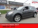 Used 2012 Chevrolet Equinox LS  VERY CLEAN, NEW TIRES! for sale in St Catharines, ON