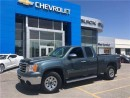 Used 2013 GMC Sierra 1500 SL 4.8L V8 4X4 CHROME APPEARANCE BLUETOOTH!!! for sale in Orillia, ON