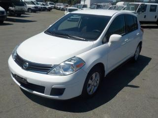 Used 2011 Nissan Versa 1.8 SL Hatchback Cargo for sale in Burnaby, BC