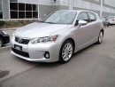 Used 2011 Lexus CT 200h Leather,Sunroof,Only 26K!!! for sale in Aurora, ON