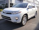 Used 2012 Toyota Highlander HYBRID Limited,Navi,Cam,Leather for sale in Aurora, ON