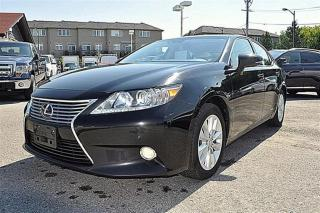 Used 2013 Lexus ES 300 h HYBRID, NAVI, LEATH, SUNROOF for sale in Aurora, ON