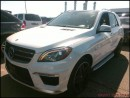 Used 2015 Mercedes-Benz ML-Class ML63 AMG + Driver Assist PKG for sale in Winnipeg, MB