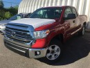 New 2017 Toyota 4X4 TUNDRA DBL CAB SR 5.7L SR5 PLUS PACKAGE for sale in Kentville, NS