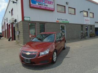 Used 2012 Chevrolet Cruze LS+ w/1SB for sale in Sudbury, ON
