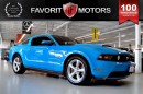 Used 2012 Ford Mustang GT 5.0L V-8 | MANUAL | LTHR | BLUETOOTH for sale in North York, ON