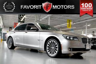 Used 2012 BMW 750i xDrive Li | NAVIGATION | 360° CAMERA | NIGHT VISION for sale in North York, ON