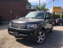 Used 2013 Land Rover Range Rover Sport Luxury, Leather, Sunroof, Navi, AirRide&More! for sale in York, ON