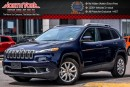 Used 2016 Jeep Cherokee Limited |4x4|Sunroof|Nav|R-Start|LeatherSeats|BackUpCam|18