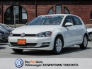 Used 2015 Volkswagen Golf TRENDLINE TDI MANUAL for sale in Toronto, ON
