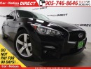 Used 2014 Infiniti Q50 Premium| AWD| NAVI| SUNROOF| LEATHER| for sale in Burlington, ON