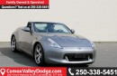 Used 2010 Nissan 370Z Touring ONE OWNER, LOW KILOMETERS, BLUETOOTH, NAV, KEYLESS ENTRY, LEATHER HEATED/VENTILATED SEATS for sale in Courtenay, BC