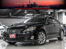 Used 2010 Lexus IS 250 AWD|NAVI|REAR CAM|BLUETOOTH for sale in North York, ON