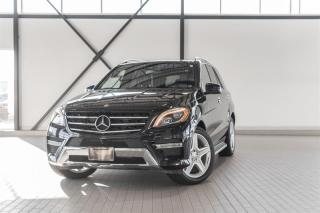 Used 2014 Mercedes-Benz ML 350 BlueTEC 4MATIC for sale in Langley, BC