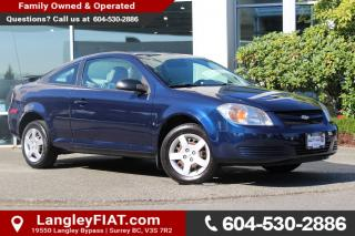 Used 2008 Chevrolet Cobalt LS LOCALLY OWNED! for sale in Surrey, BC