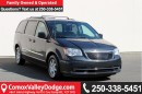 Used 2011 Chrysler Town & Country Touring BLUETOOTH, BACK UP CAMERA, NAV, KEYLESS ENTRY, DUAL DVD, SUNROOF for sale in Courtenay, BC