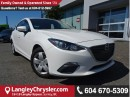 Used 2015 Mazda MAZDA3 GS w/AIR CONDITIONING & POWER ACCESSORIES for sale in Surrey, BC