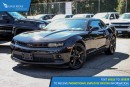 Used 2015 Chevrolet Camaro 1LT Sunroof and Air Conditioning for sale in Port Coquitlam, BC